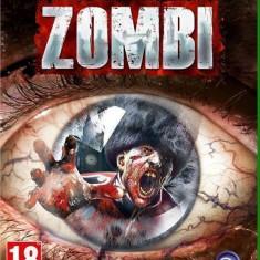 Joc consola Ubisoft Zombi XBox One - Jocuri Xbox One Ubisoft, Actiune, 18+