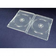 Esperanza DVD Box 2 Clear 14 mm 100 Pcs.