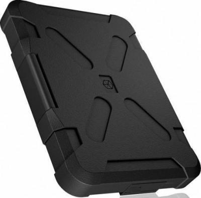 "Rack HDD RaidSonic Icy Box impermeabil pentru 2.5"" SSD/HDD Black foto"