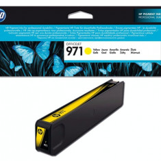 Cartus cerneala HP CN624AE yellow