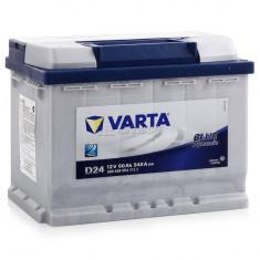 Baterie auto Varta BLUE DYNAMIC 560408054 D24 60Ah 540A, 60 - 80