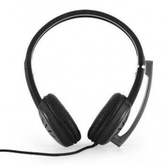 Casti Modecom Over-Head MC-816 Black