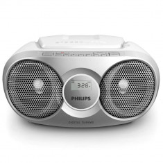 Radio CD player Philips AZ215S/12 - Aparat radio