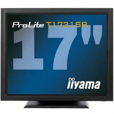 Monitor Iiyama T1731SR-B1 17 inch 5ms Negru