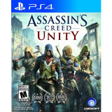 Joc consola Ubisoft Assassins Creed Unity PS4 - Jocuri PS4 Ubisoft, Actiune, 18+