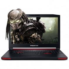 Laptop Acer Gaming Predator G9-793-7394 17.3 inch Full HD Intel Core i7-7700HQ 16GB DDR4 256GB SSD nVidia GeForce GTX 1070 8GB Linux Black