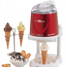 Aparat de facut inghetata Ariete 634 Soft Ice cream 22 W Red/White