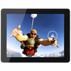 Tableta Serioux Energystorm 9.7 inch IPS Cortex A7 1.2 GHz Quad-Core 1 GB RAM 16 GB flash GPS Android 4.1 Alb, 9.7 inches, Wi-Fi