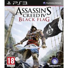 Joc consola Ubisoft Assassins Creed 4 Black Flag Essentials PS3 - Jocuri PS3 Ubisoft, Actiune, 18+