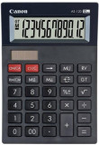 Calculator de birou Canon AS120 12DIG Dark Grey