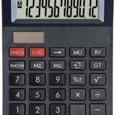 Calculator de birou Canon AS120 12DIG Dark Grey