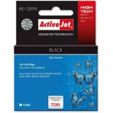 Consumabil ActiveJet Cartus T1281 black compatibil Epson C13T12814010