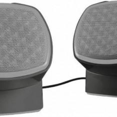 Sistem audio 2.0 Trust TWIZT ROTATING 5W black - Boxe PC