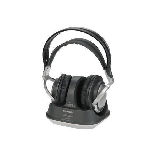 Casti Panasonic Wireless cu banda RP-WF950E-S silver foto mare