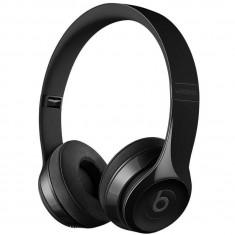 Casti Beats Solo 3 by Dr. Dre Wireless Gloss Black