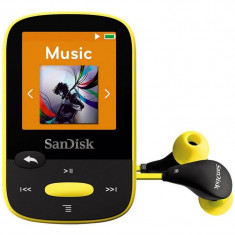 Sandisk CLip Jam 8GB Yellow - MP3 player