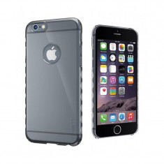 Husa Protectie Spate Cygnett CY1674CPAEG Aerogrip Feel Crystal Clear pentru Apple iPhone 6 Plus - Husa Telefon