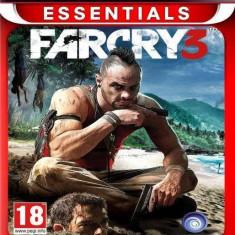 Joc consola Ubisoft FAR CRY 3 ESSENTIALS pentru PS3 - Jocuri PS3 Ubisoft, Actiune, 18+