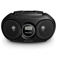 Radio CD player Philips AZ215B/12 Negru - Aparat radio