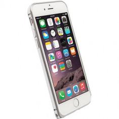 Bumper Krusell 90036/1 Aluminium Argintiu pentru APPLE iPhone 6 Plus - Bumper Telefon