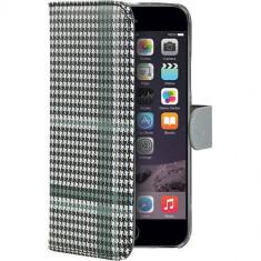 Husa Flip Cover Celly 100432 Agenda pentru Apple iPhone 6 Plus - Husa Telefon