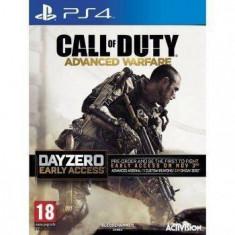 Joc consola Activision Call of Duty Advanced Warfare Day Zero Edition PS4