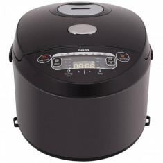 Multicooker Philips HD3167/70 980W 5l negru, 5 litri