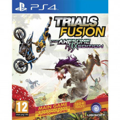 Joc consola Ubisoft Trials Fusion The Awesome Max Edition PS4 - Jocuri PS2