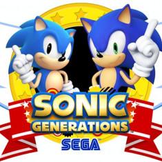 Joc PC Sega Sonic Generations - Jocuri PC