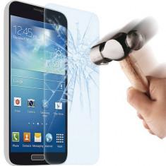Folie protectie Muvit MUSCP0708 Tempered Glass pentru Samsung Galaxy Alpha - Folie de protectie