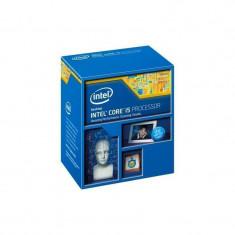 Procesor Intel Core i5-4460 Quad Core 3.2 GHz Socket 1150 Box - Procesor PC Intel, Numar nuclee: 4