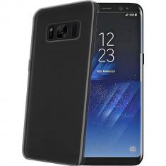 Husa Protectie Spate Celly GELSKIN690BK pentru SAMSUNG Galaxy S8 - Husa Telefon