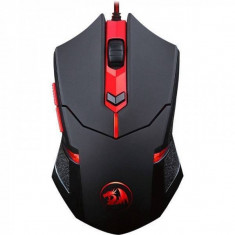Mouse gaming Redragon Centrophorus negru, USB, Optica