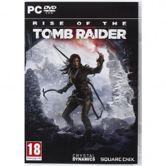 Joc PC Microsoft Rise of the Tomb Raider, Role playing, 16+, Single player, Microsoft Game Studios