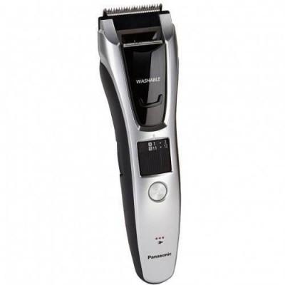 Aparat de tuns parul si barba Panasonic ER-GB70-S503 Lavabil Trimer lateral Negru/Gri foto