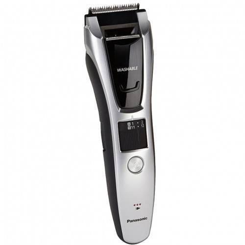 Aparat de tuns parul si barba Panasonic ER-GB70-S503 Lavabil Trimer lateral Negru/Gri