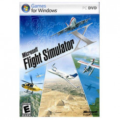 Joc PC Microsoft Flight Simulator X - Jocuri PC Microsoft Game Studios, Simulatoare, Toate varstele, Single player
