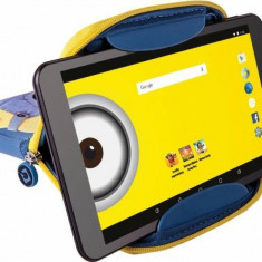 Tableta eStar MINION KEVIN 8 inch Procesor All Winner A33 Quad Core 1.2 GHz 512MB 8GB WiFi Black/Yellow