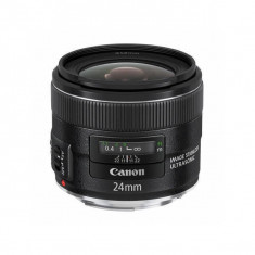 Obiectiv Canon EF 24mm f/2.8 IS USM - Obiectiv DSLR Canon, Wide (grandangular), Autofocus, Canon - EF/EF-S