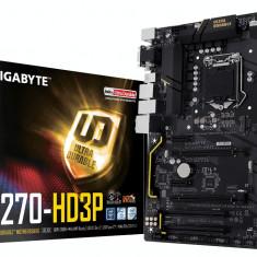 Placa de baza Gigabyte GA-Z270-HD3P SocketLGA1151 Intel ATX, Pentru INTEL, DDR4