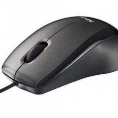 Mouse Trust Carve, USB, Optica