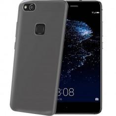 Husa Protectie Spate Celly GELSKIN648BK Negru pentru HUAWEI P10 Lite - Husa Telefon