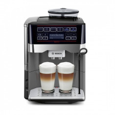 Espressor cafea Bosch TES60523RW 1500W 19 Bar 1.7 litri Negru/Titaniu, Automat