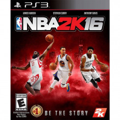 Joc consola Take 2 Interactive NBA 2K16 PS3 - Jocuri PS3 Take 2 Interactive, Sporturi