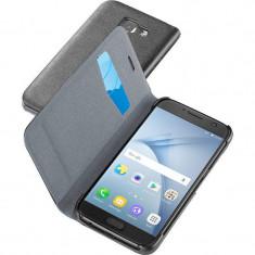 Husa Flip Cover Cellularline BOOKESSGALA317K Agenda Negru pentru SAMSUNG Galaxy A3 2017 - Husa Telefon