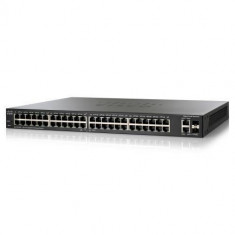Switch Cisco Gigabit PoE Smart SG 200-50P 48 porturi
