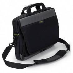 Geanta laptop Targus CityGear 12 - 14 inch Slim Topload, Nailon, Negru