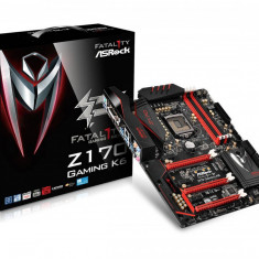 Placa de baza Asrock Z270 GAMING K6 Socket LGA1151