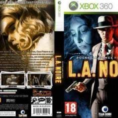 Joc consola Rockstar L.A. Noire XBox 360 - Jocuri Xbox 360, Actiune, 18+