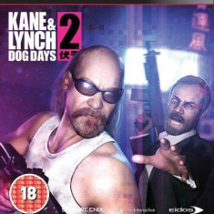 Joc consola Square Enix Kane and Lynch 2 Dog Days pentru PS3 - Jocuri PS3 Square Enix, Actiune, 18+